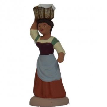 femme au sel