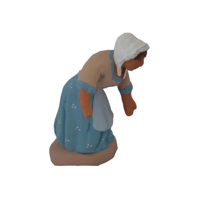 Femme penchée modèle n°2