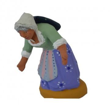 Femme penchée modèle n°3